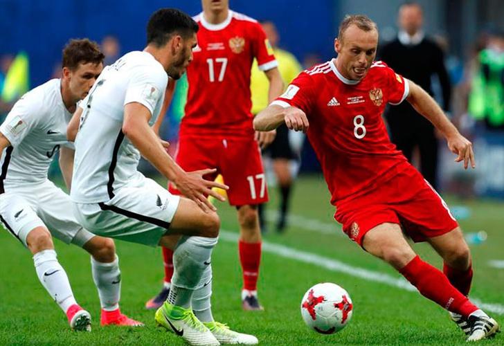 México empató con Portugal