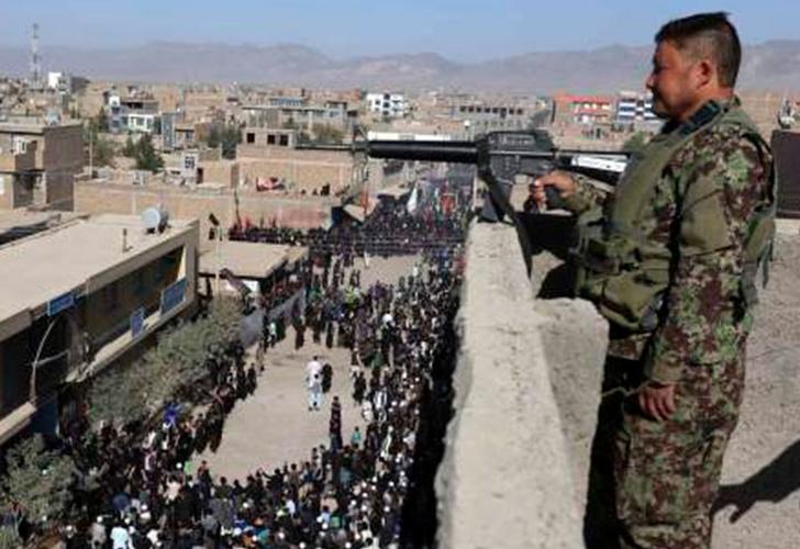 Ataques de los talibanes dejan 20 muertos en Afganistán