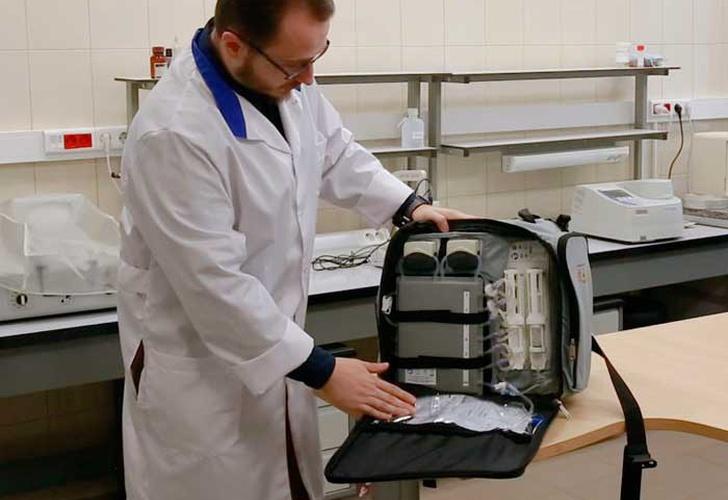 Control de fluidos para pacientes con enfermedad renal en diálisis