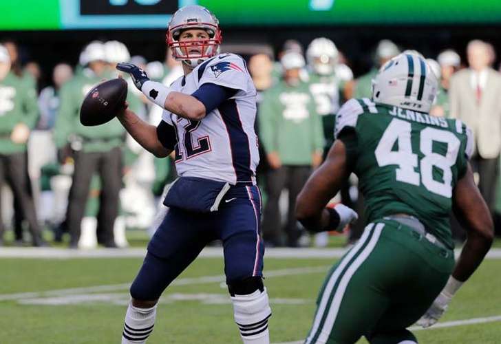 tom, brady, nueva, inglaterra, nfl, playoffs, jets, nueva, york, conferencia, americana,