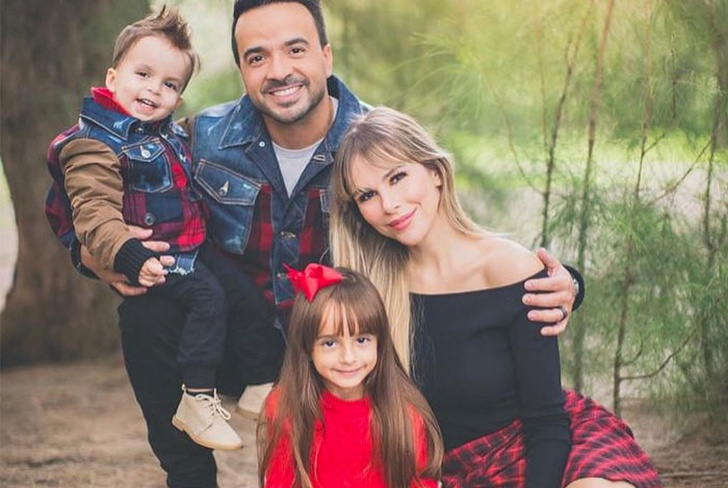 luis fonsi, redes sociales, video, hija, mikaela, cantante, viral, voz, familia,