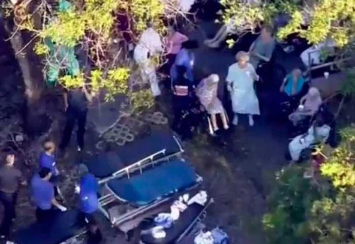 Mueren cinco ancianos en un asilo