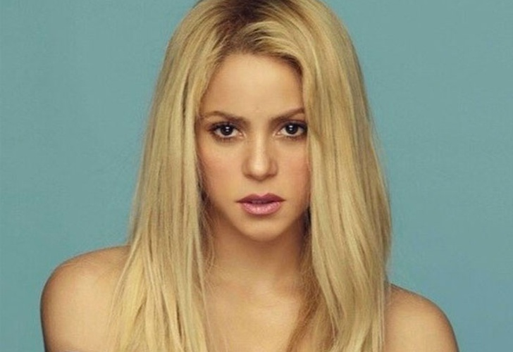 Tras polémica foto de Shakira, usuarios se la comen viva en