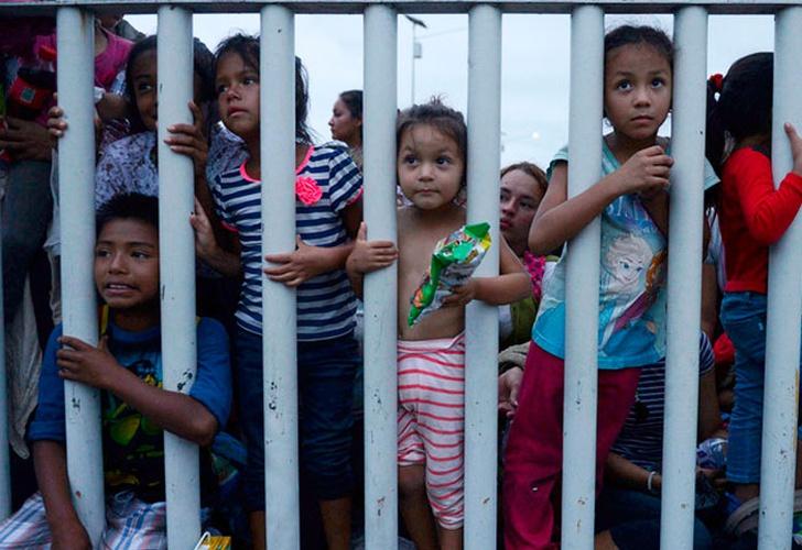 Varios miles de inmigrantes Hondureños rumbo a EEUU 6ff145278dfb3c700032b3e2b56ca7b0