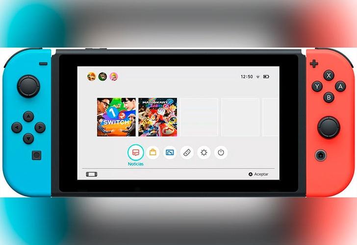 Nintendo Switch Ya Esta Aqui Conoce Todos Sus Detalles