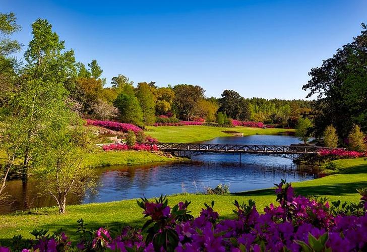 As son los 5 jardines m s hermosos del mundo fotos - Paisajes y jardines ...