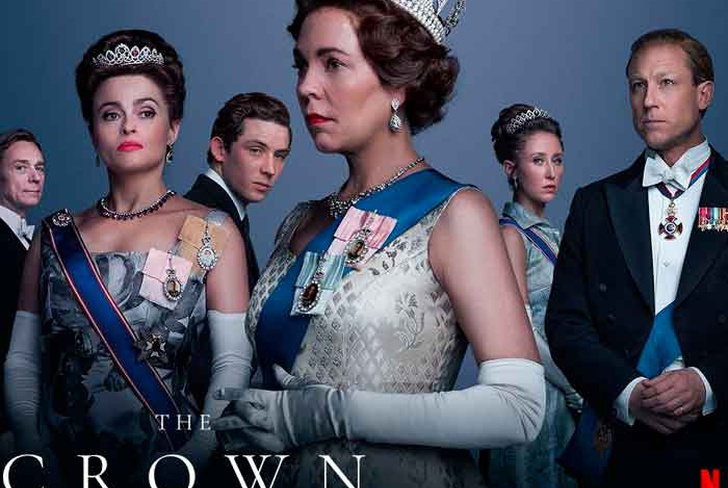 cine, netflix, serie, the crown , reina isabel, inglaterra,