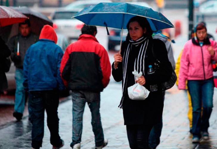 Frente frío 44 provocará tormentas en el sureste del país