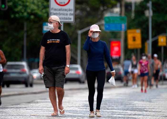 Brasil supera los 5 millones de casos de COVID-19
