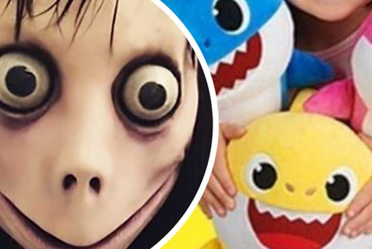 españa, momo challenge, videos, baby shark, niños, youtube, viral,