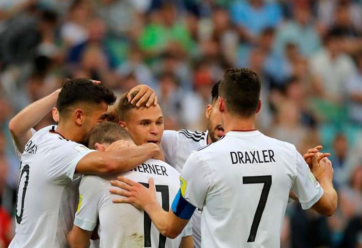 Chile empata ante Australia y enfrentará a CR7 ya Portugal en semifinales