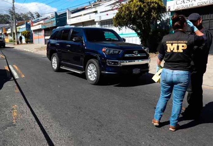 Asesinan al expresidente de la Corte Suprema de Guatemala