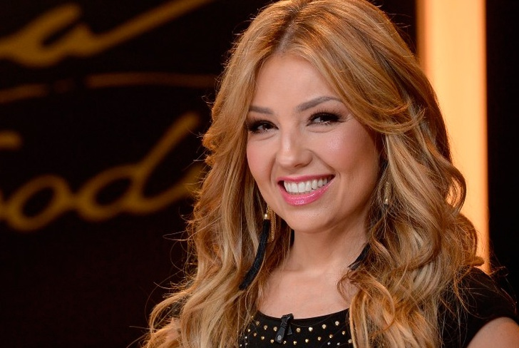 thalia, despedida, ano nuevo, video, fans, facebook,