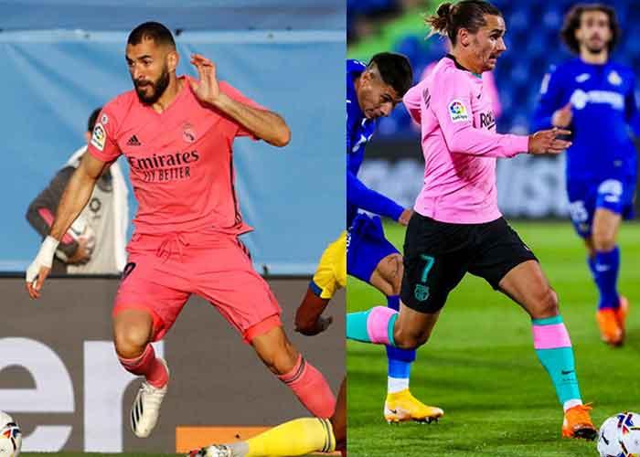 barcelona, el clasico, getafe, real, madrid, cadiz, gol, derrota, españa, atletico,