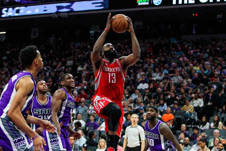 james, harden, triple, doble, nba, rockets, pistons, detroit, memphis, grizzlies,-Harden consigue triple-doble, Rockets vencen a Kings