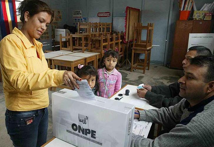 Jorge Muñoz gana las elecciones para la alcaldía de Lima — Perú