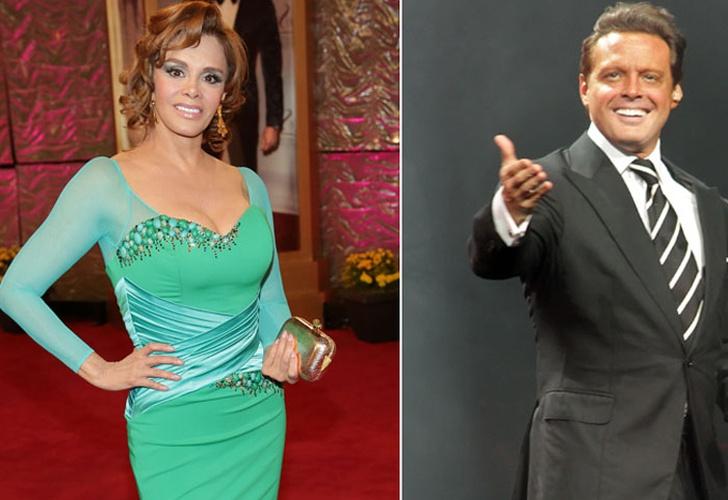 Fotos revelarían parecido entre hijo de Lucía Méndez con Luis Miguel