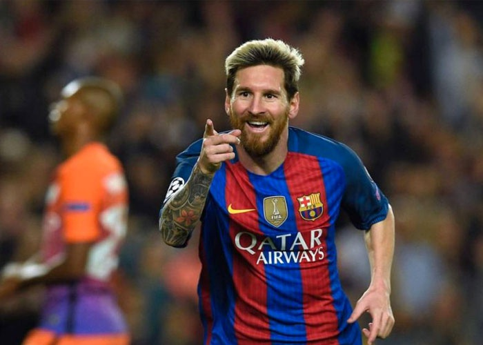 None-Manchester City a la caza de Lionel Messi