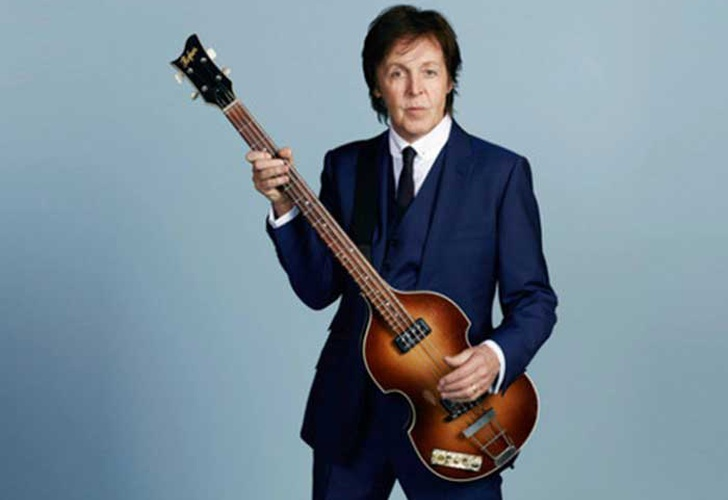 La casa de Paul McCartney fue totalmente desvalijada