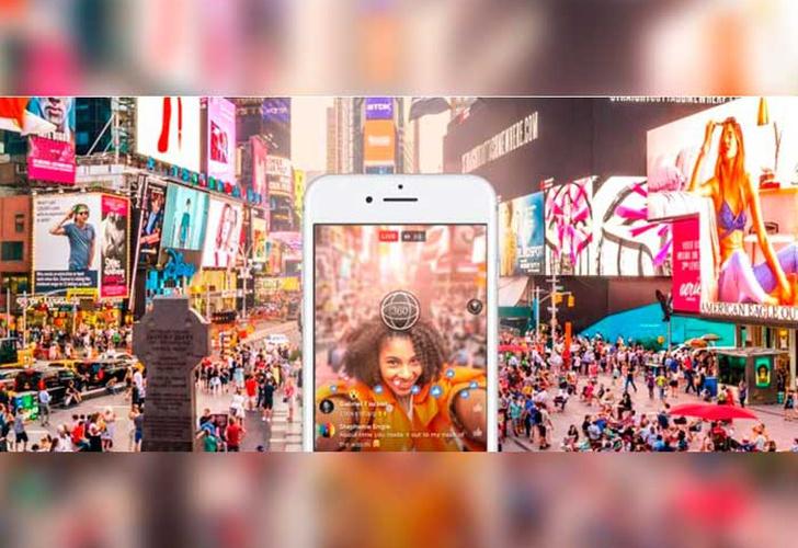 Facebook Live incorpora transmisiones 4K y 360 grados