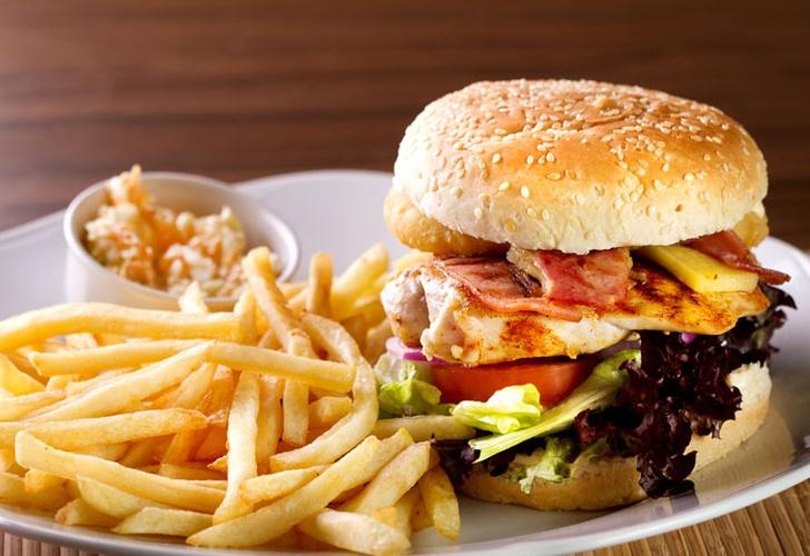 Comerte Dos Hamburguesas Es Más Sano Que Solo Una Con
