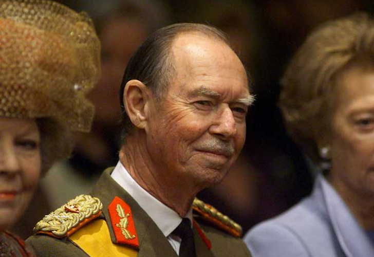 Muere a los 98 años el gran duque Jean de Luxemburgo