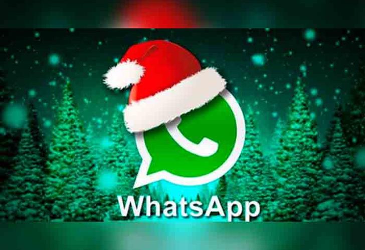 As pod s felicitar de una sola vez a todos tus contactos - Felicitar la navidad por whatsapp ...