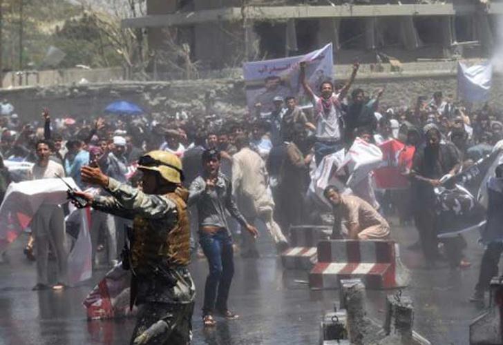 México condena ataque terrorista en Kabul