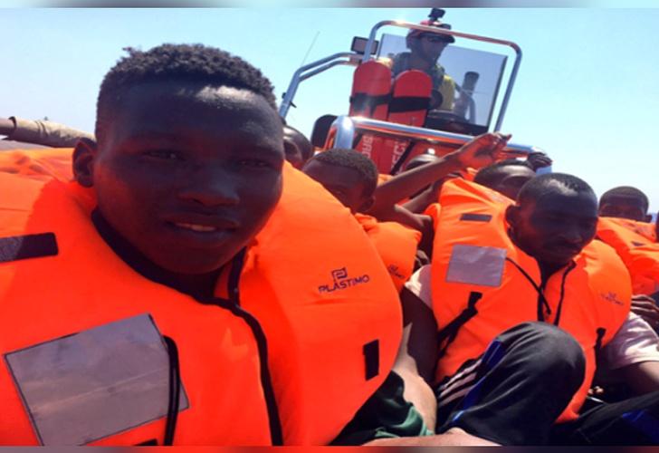 Rescata PGR a 133 migrantes en Villahermosa