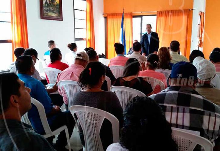 Juramentan a consejos electorales municipales de Managua