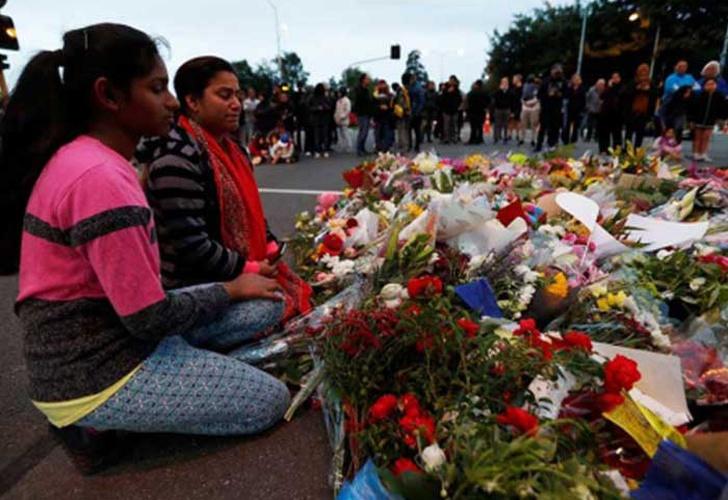 Masacre En Nueva Zelanda Pinterest: Nueva Zelanda Llora A Víctimas De Masacre En Mezquitas