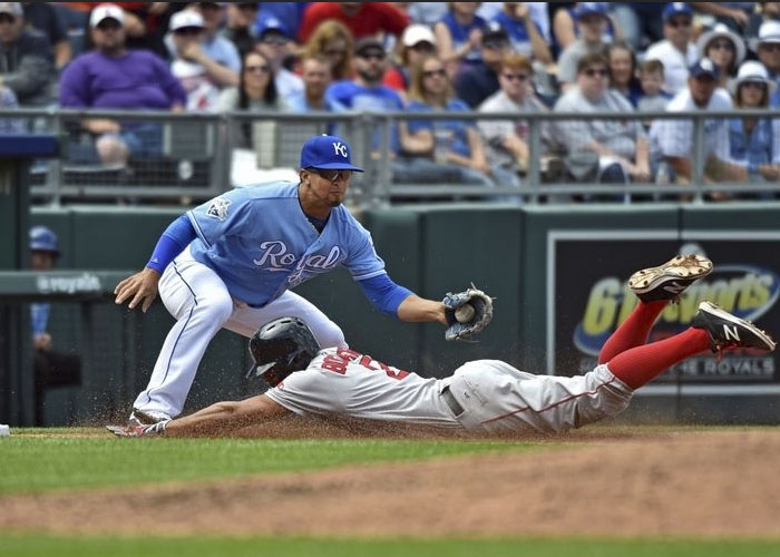 None-Hit de Cheslor en derrota de Royals
