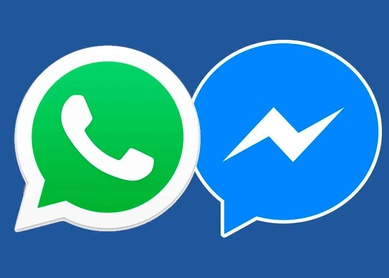La integración entre WhatsApp y Facebook Messenger ha comenzado