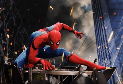 'Spider-Man: Far From Home' finaliza rodaje