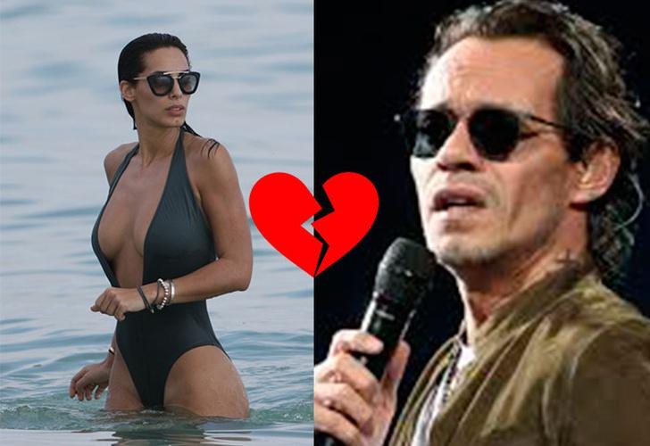 ¿Marc Anthony y Luis Miguel preparan colaboración?
