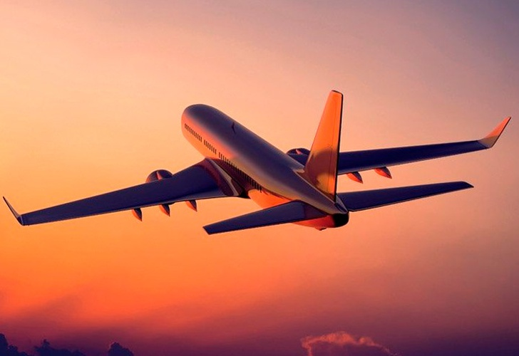 "Airplane travel is a ""vaccine,"" a research study, a mechanism comparable to that used by vaccines, disease strains, researchers at the University of Oxford,"