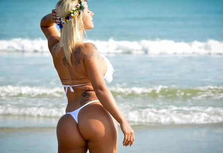 Opinion Porno en la playa thank