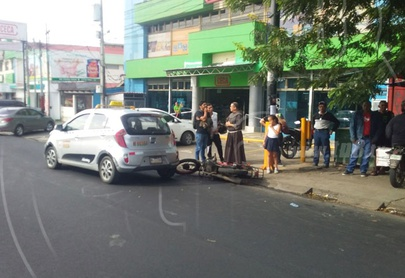 No guardar la distancia ocasiona accidente en Altamira