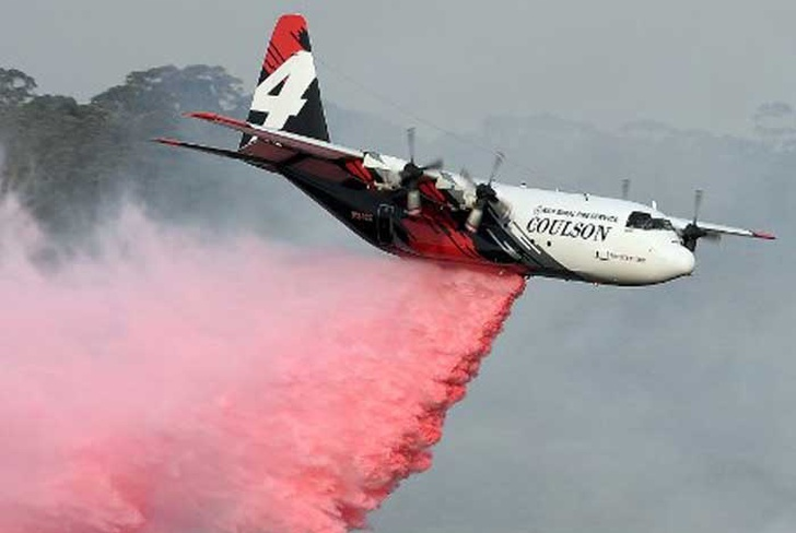 australia, incendios, avion de incendios, accidente aereo, se estrella avion,