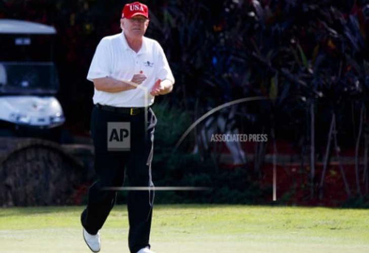 Examen al que se someterá Trump no incluye una revisión psiquiátrica