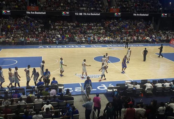 Nicaragua gana medalla de plata en baloncesto durante Juegos Centroamericanos 2017