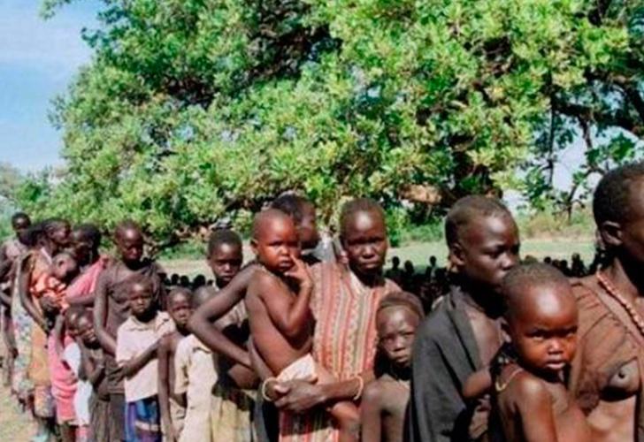 40 millones de personas siguen atrapadas en la esclavitud: ONU