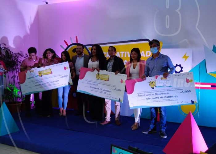 nicaragua, nicaragua emprende, proyectos ganadores, nuevas ideas, economia,