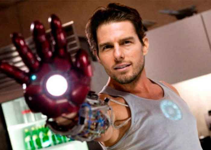 cine, marvel,  iron man, tom cruise, marvel,