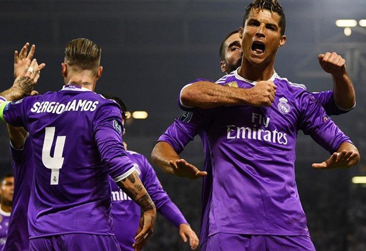 Cristiano Ronaldo, el gestor del bicampeonato del Real Madrid — Champions League
