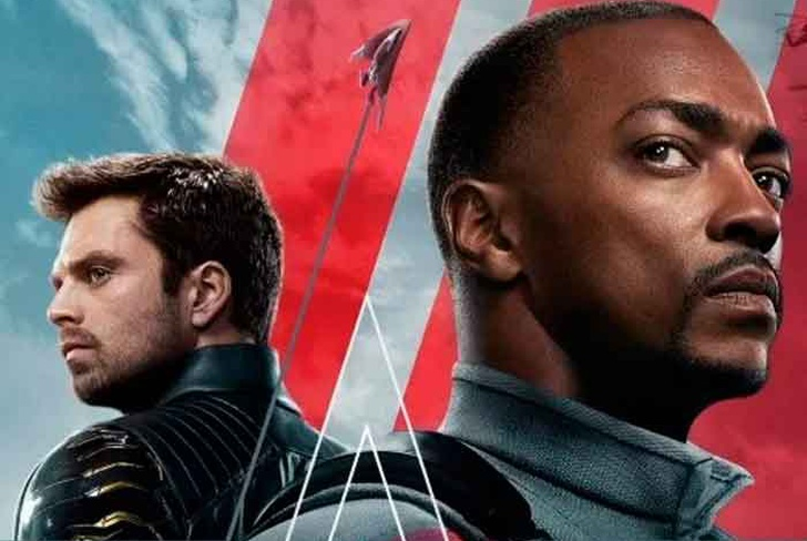cine, marvel, serie,  disney+,  the falcon and the winter soldier, pelicula,