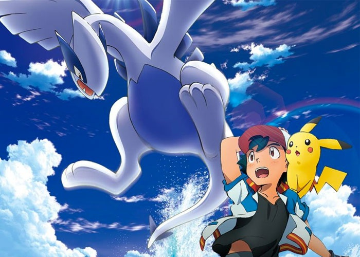 cine, pokemon mewtwo strikes back evolution, trailer, pelicula, netflix,