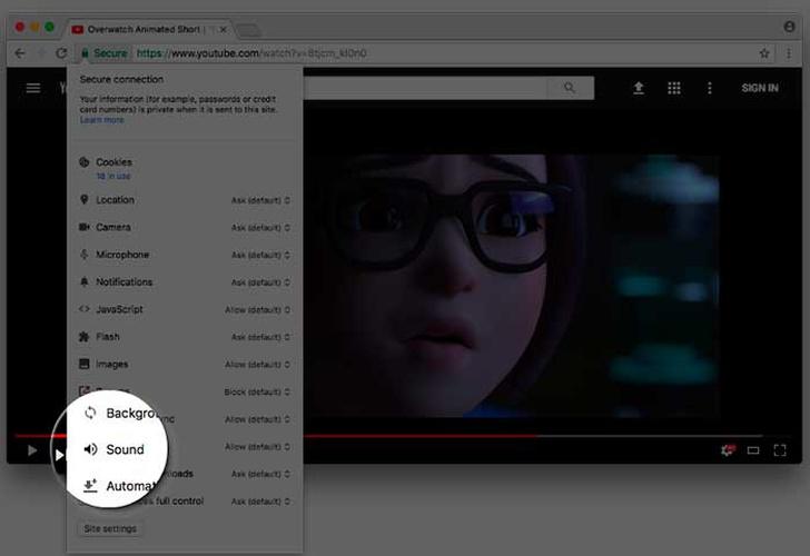 Pronto podremos silenciar sitios web en Chrome