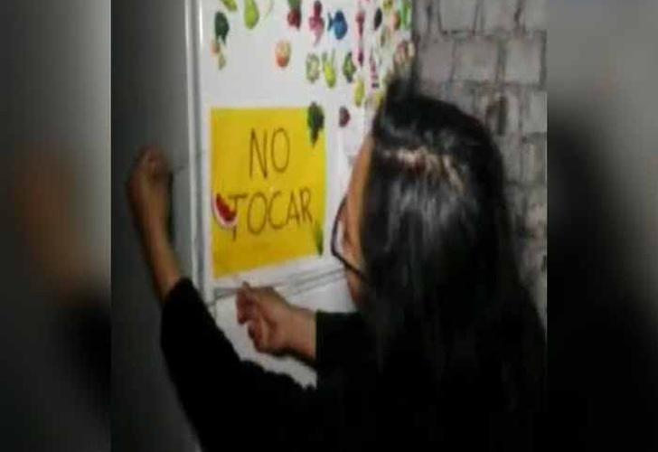 Comas: mujer guardó cadáver de su bebé en refrigeradora [VIDEO]
