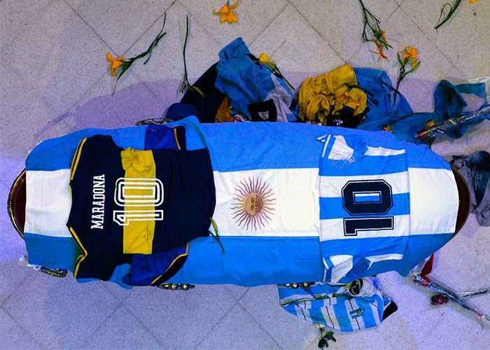 argentina, diego armando maradona, casa rosada, deceso, america latina, futbol, idolo,